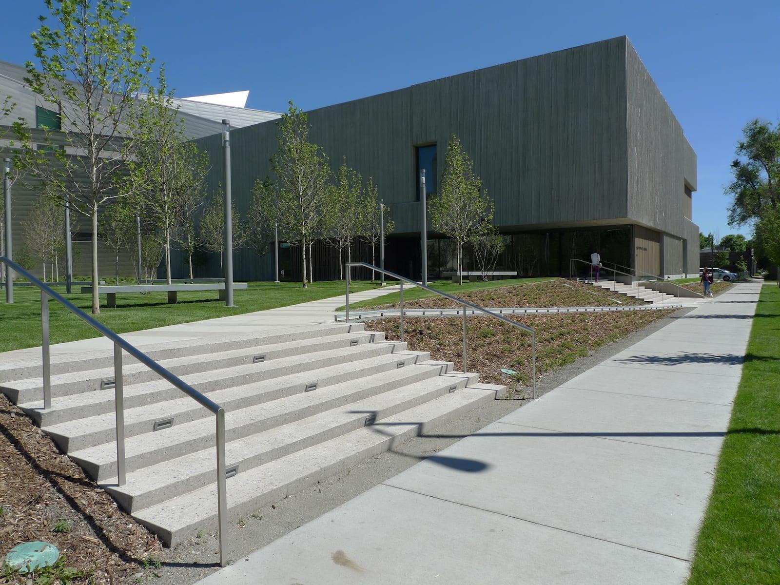 Clyfford Still Museum, Denver, CO