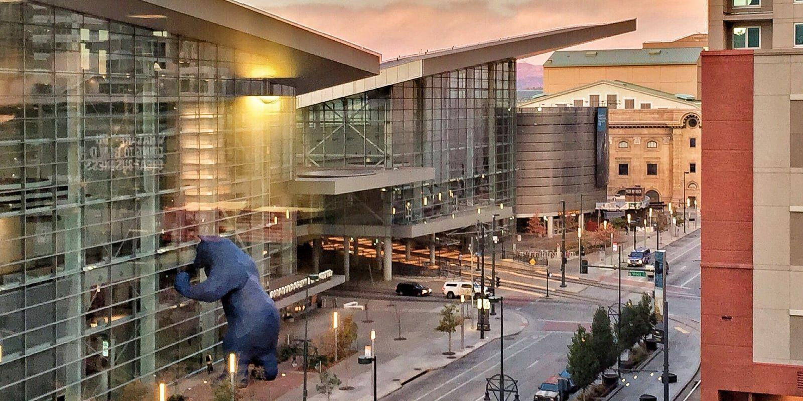 Colorado Convention Center in Denver, CO