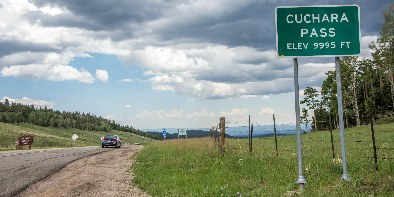 Cuchara Pass, CO