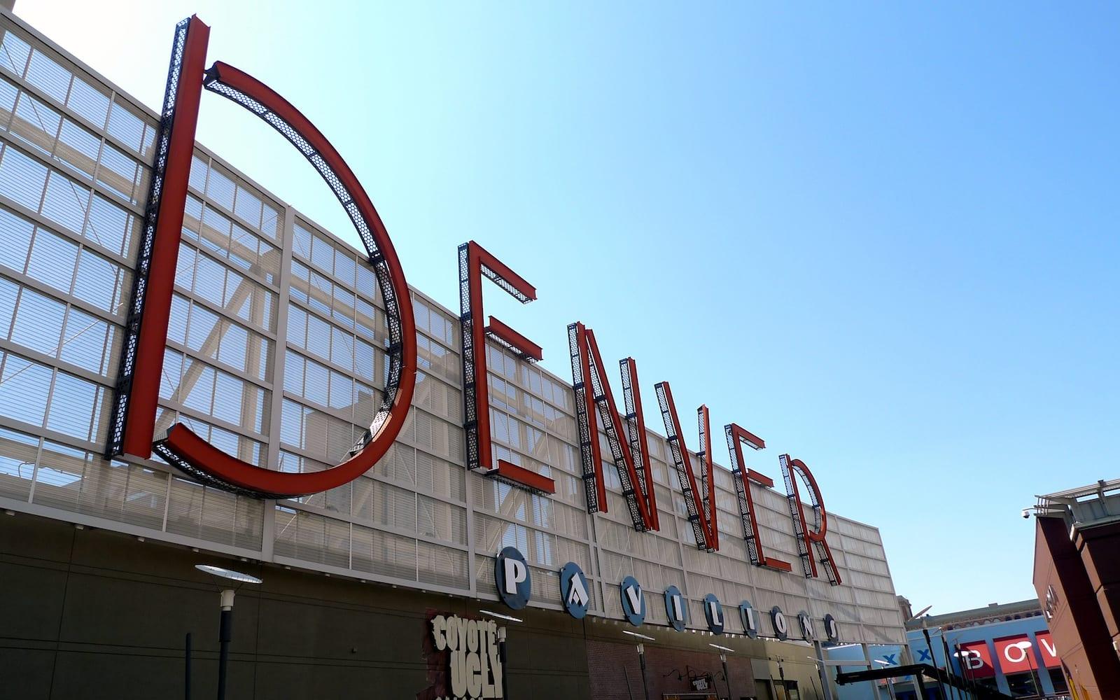 Denver Pavillions, CO