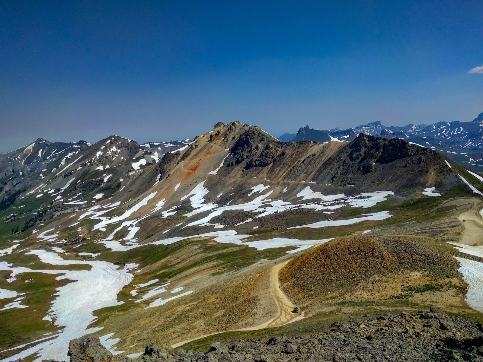 Engineer Pass, Colorado