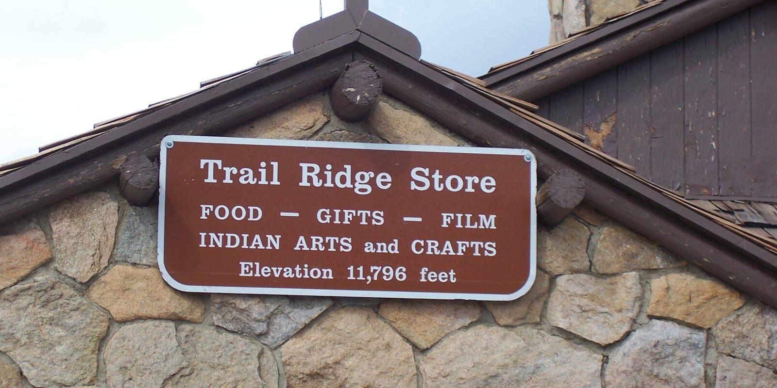 Fall River Pass, Colorado