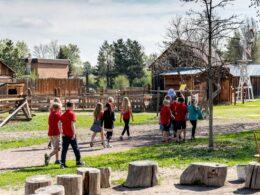 Four Mile Historic Park in Denver, CO