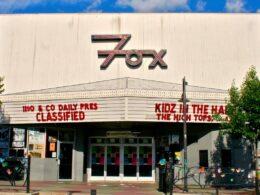 Fox Theatre in Boulder, Colorado
