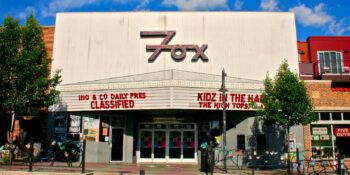 Fox Theatre in Boulder, Colorado