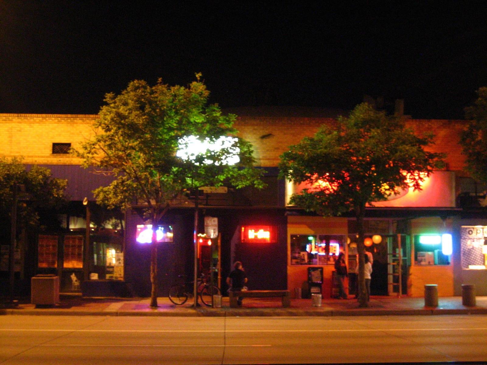 Hi-Dive in Denver