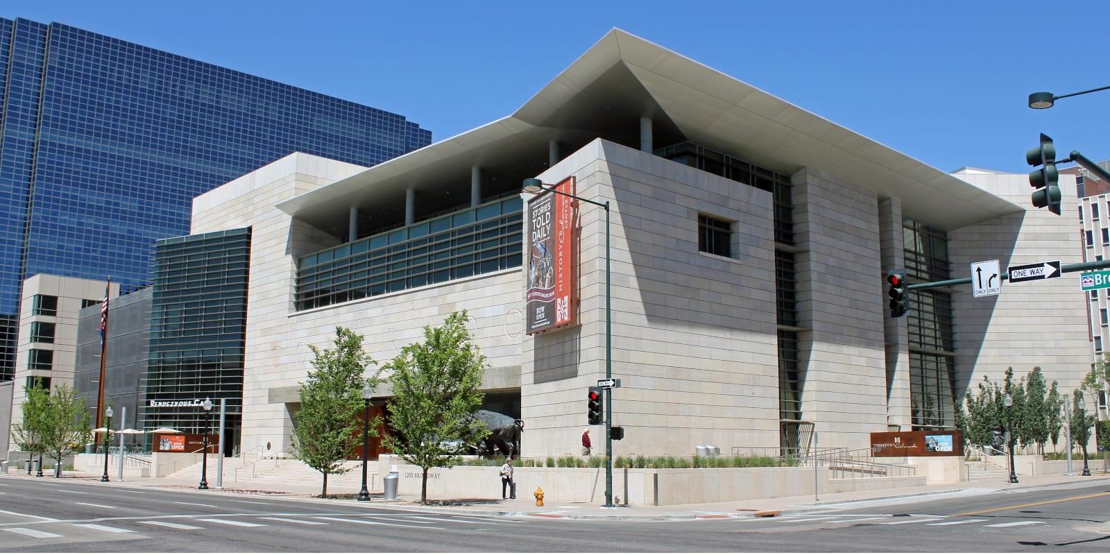 History Colorado Center in Denver
