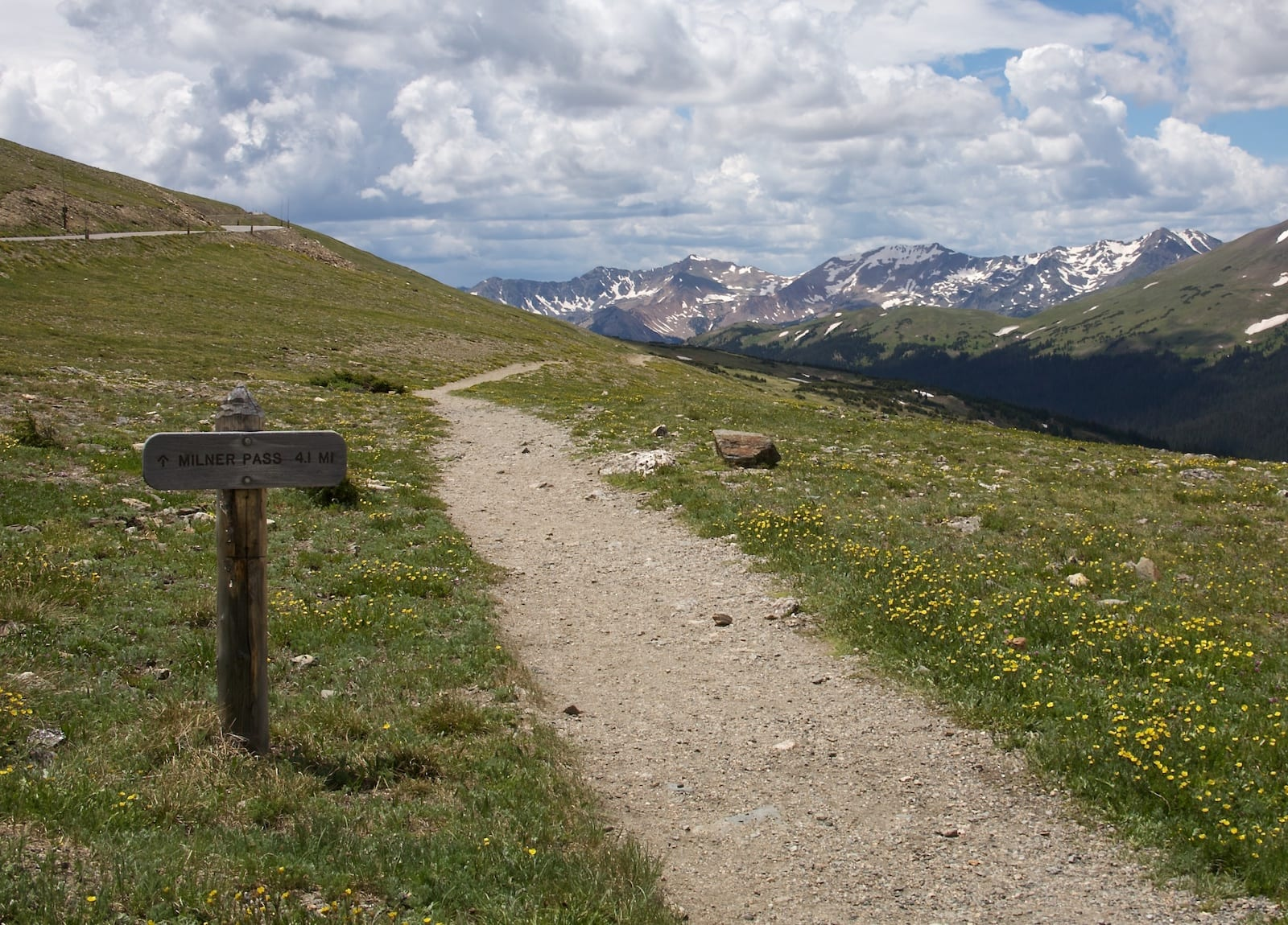 Milner Pass, CO