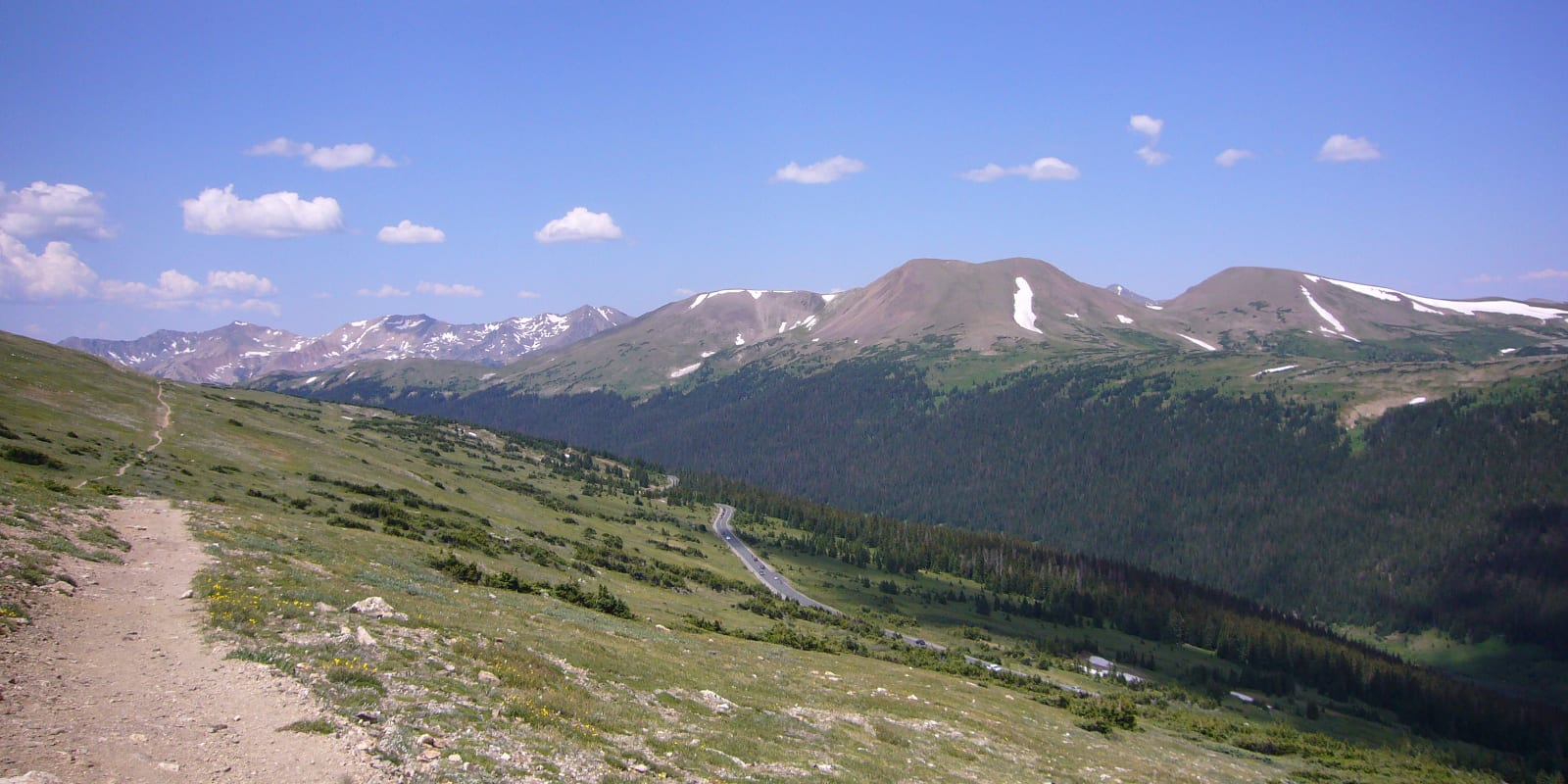 Milner Pass, Colorado