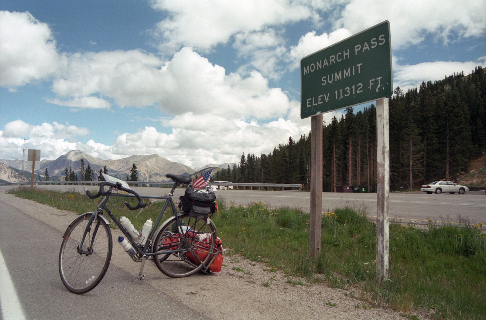Monarch Pass Summit