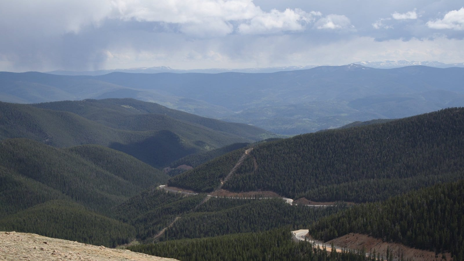 Monarch West side of Monarch Pass, CO