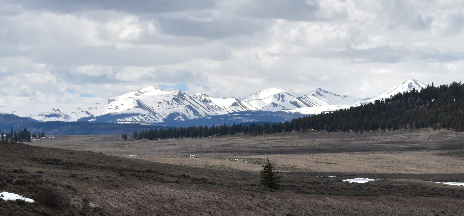 North Pass, Colorado