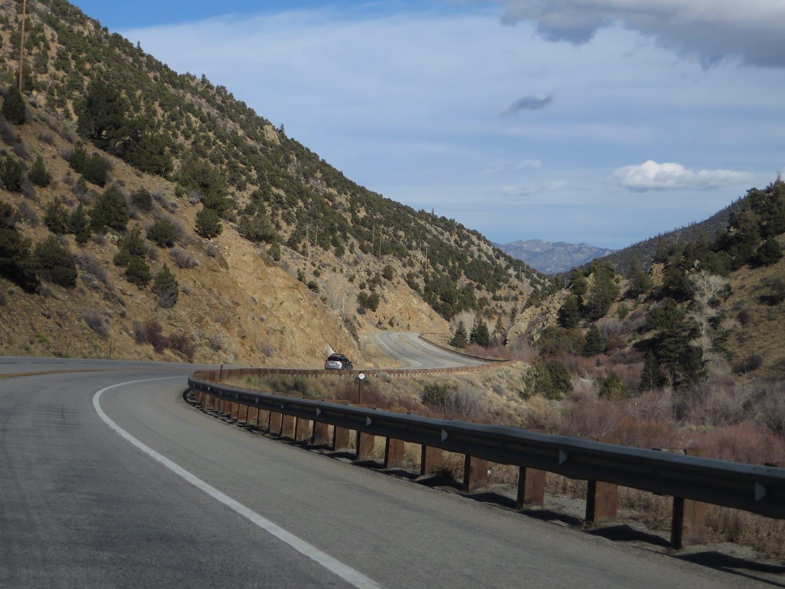 Poncha Pass, Colorado