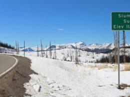 Slumgullion Pass, CO