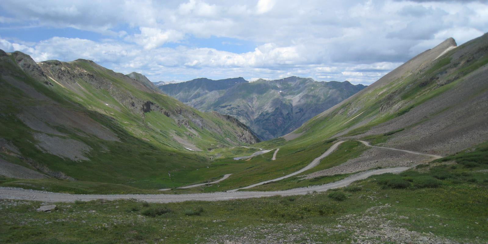 Stony Pass, CO