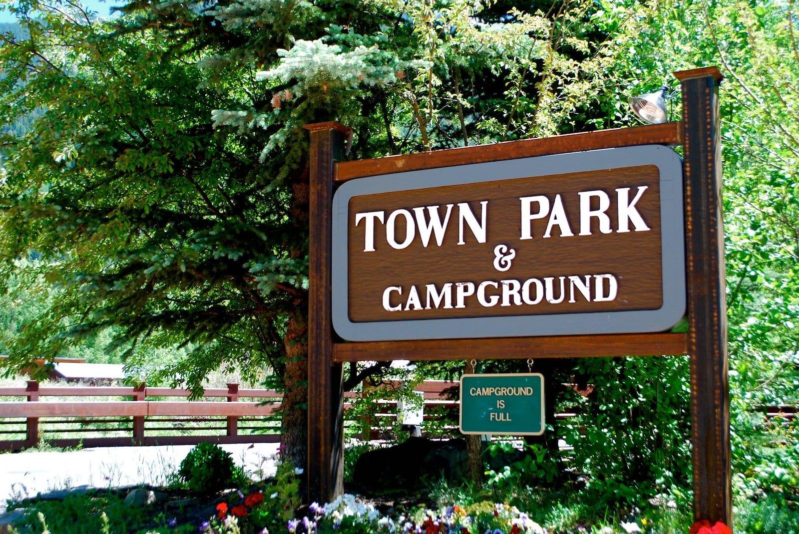 Telluride Town Park, CO
