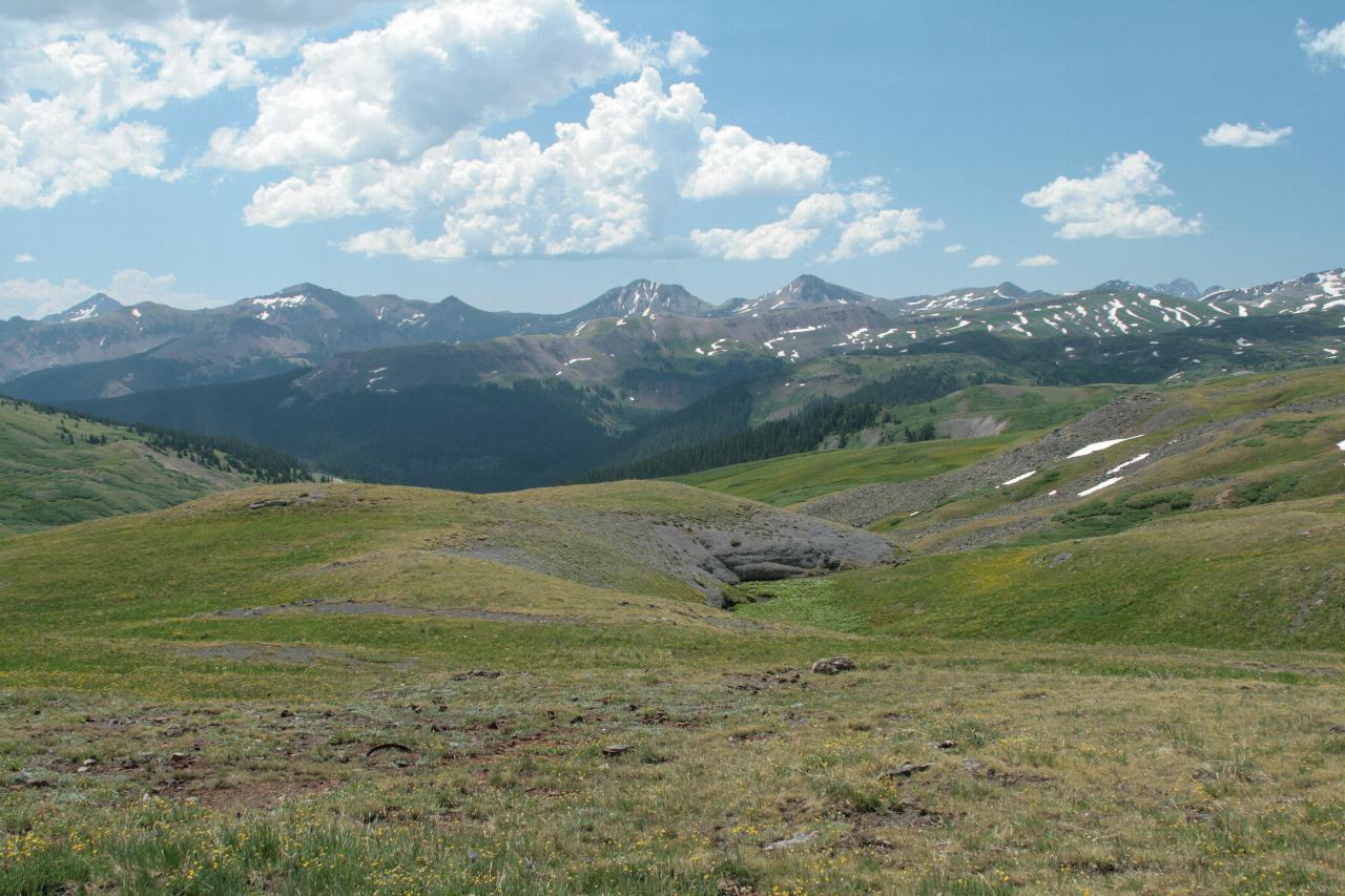Top Of Stony Pass, CO