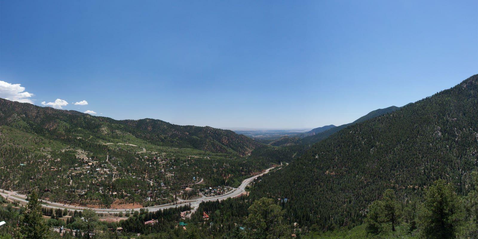 Ute Pass, CO