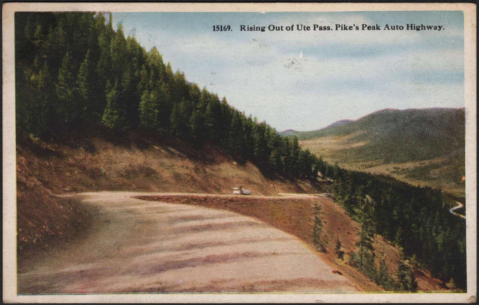 Ute Pass, Colorado