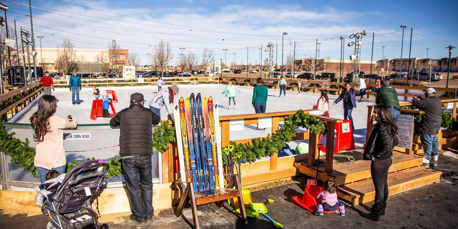 WinterSkate at Northfield in Denver, CO