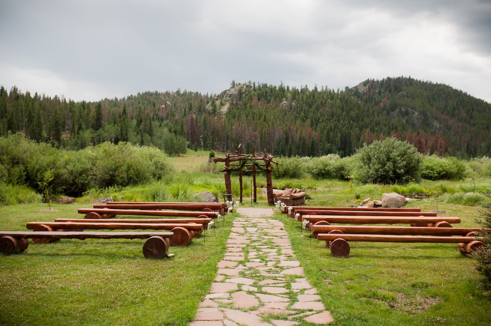 Beaver Meadows Resort Ranch Red Feather Lakes CO