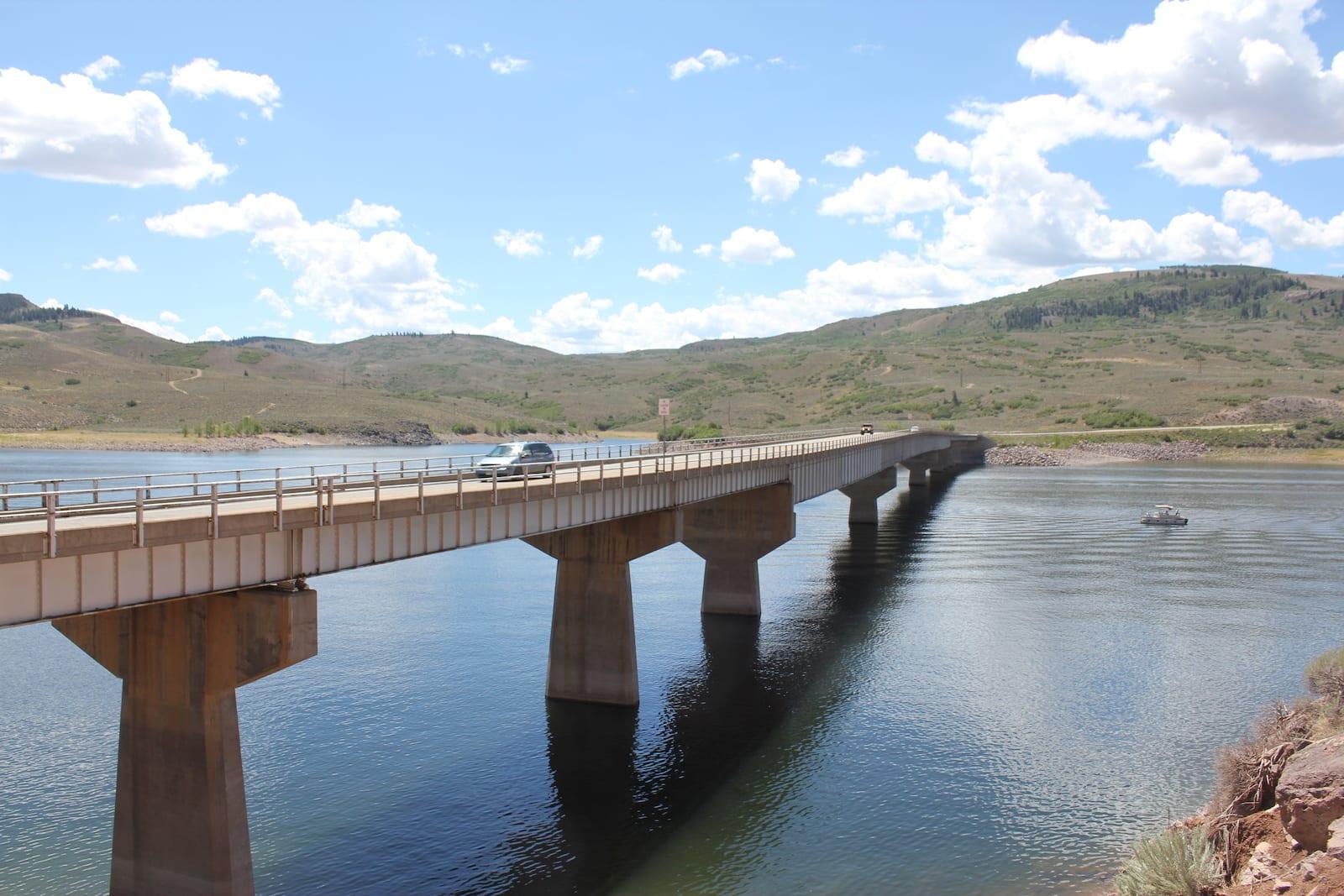 Blue Mesa Reservoir Gunnison County Colorado