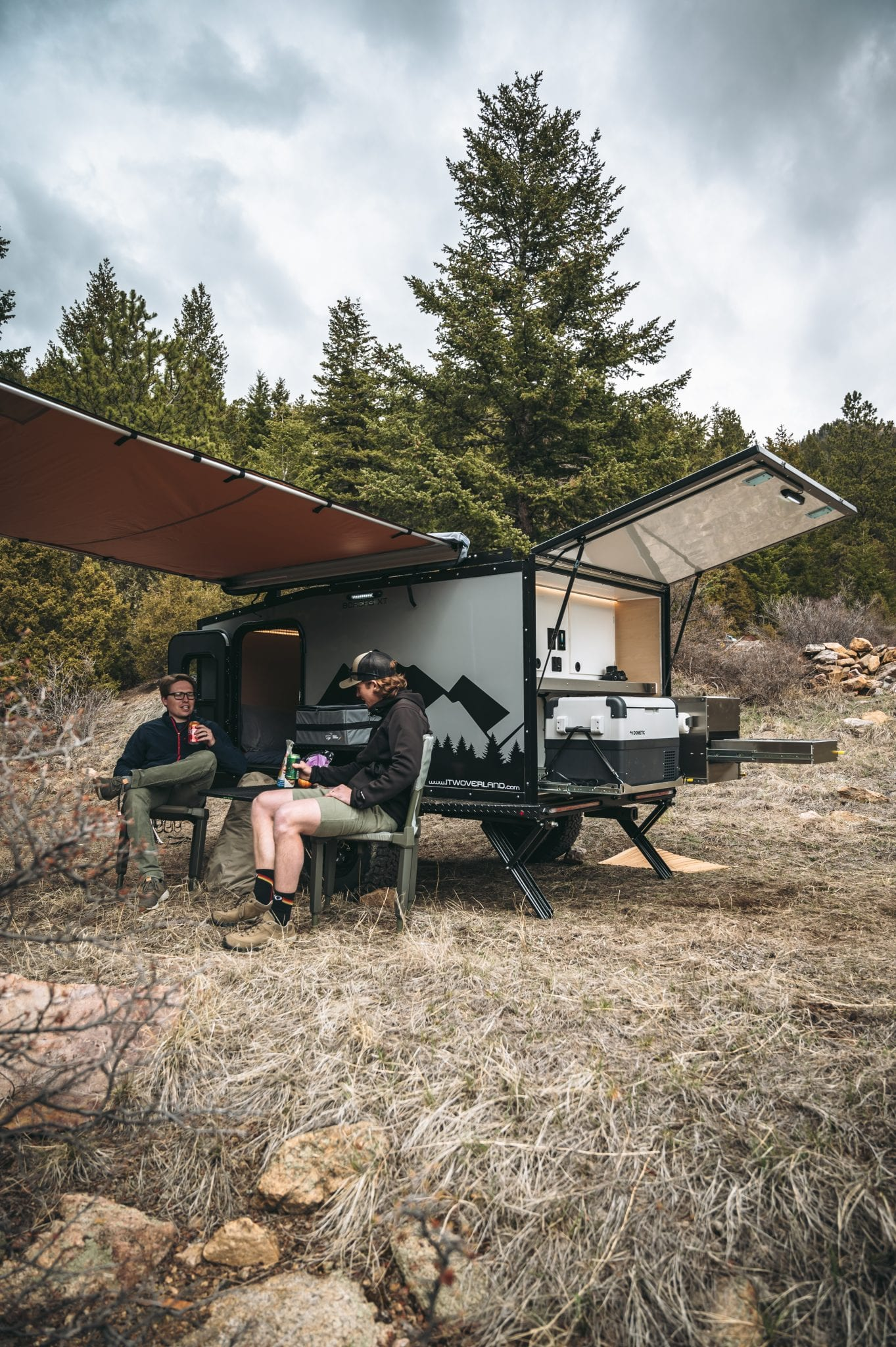 Boreas XT Off Road Camper