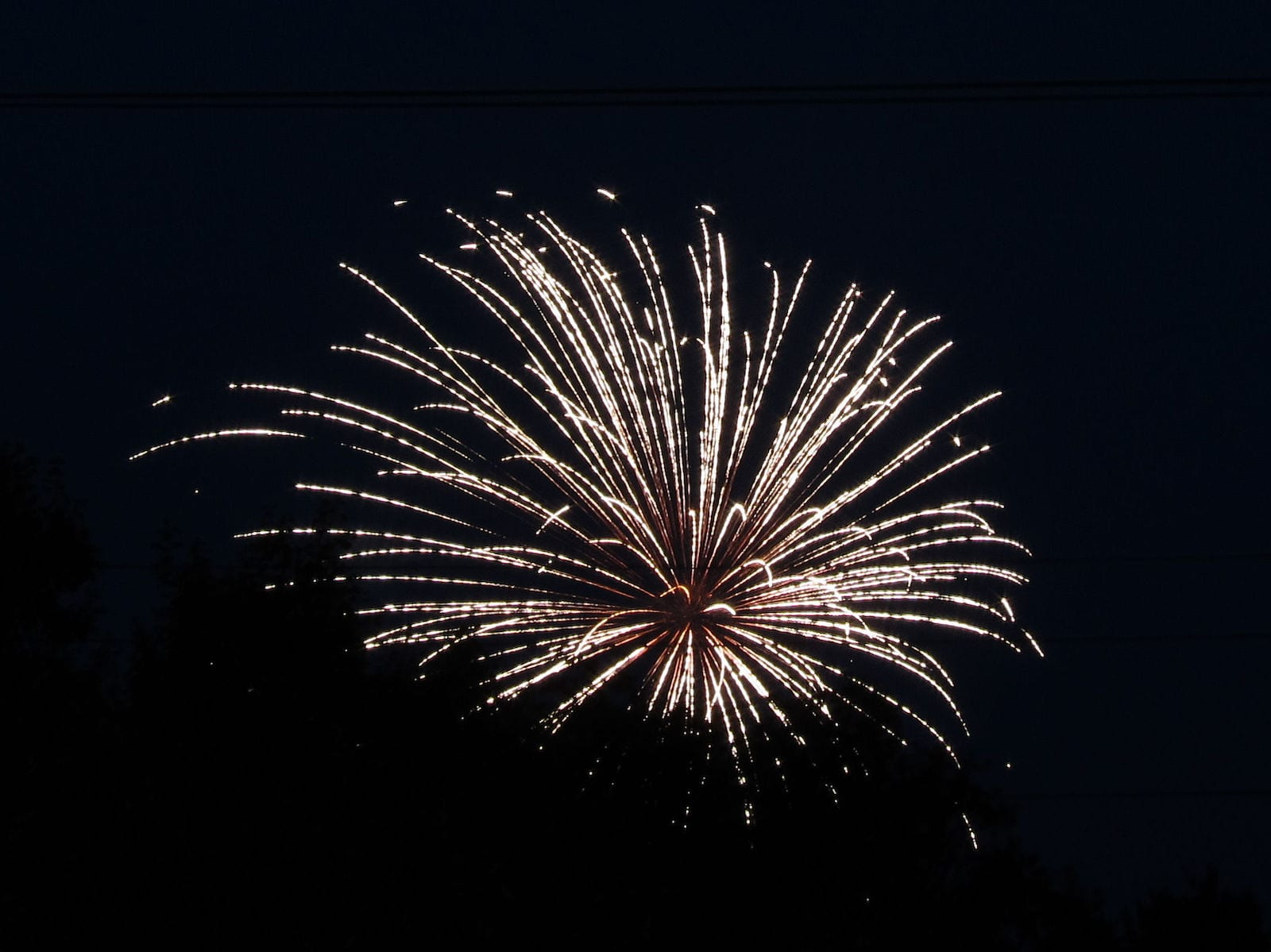 Broadmoor Hotel Fireworks 4th of July Show Colorado Springs