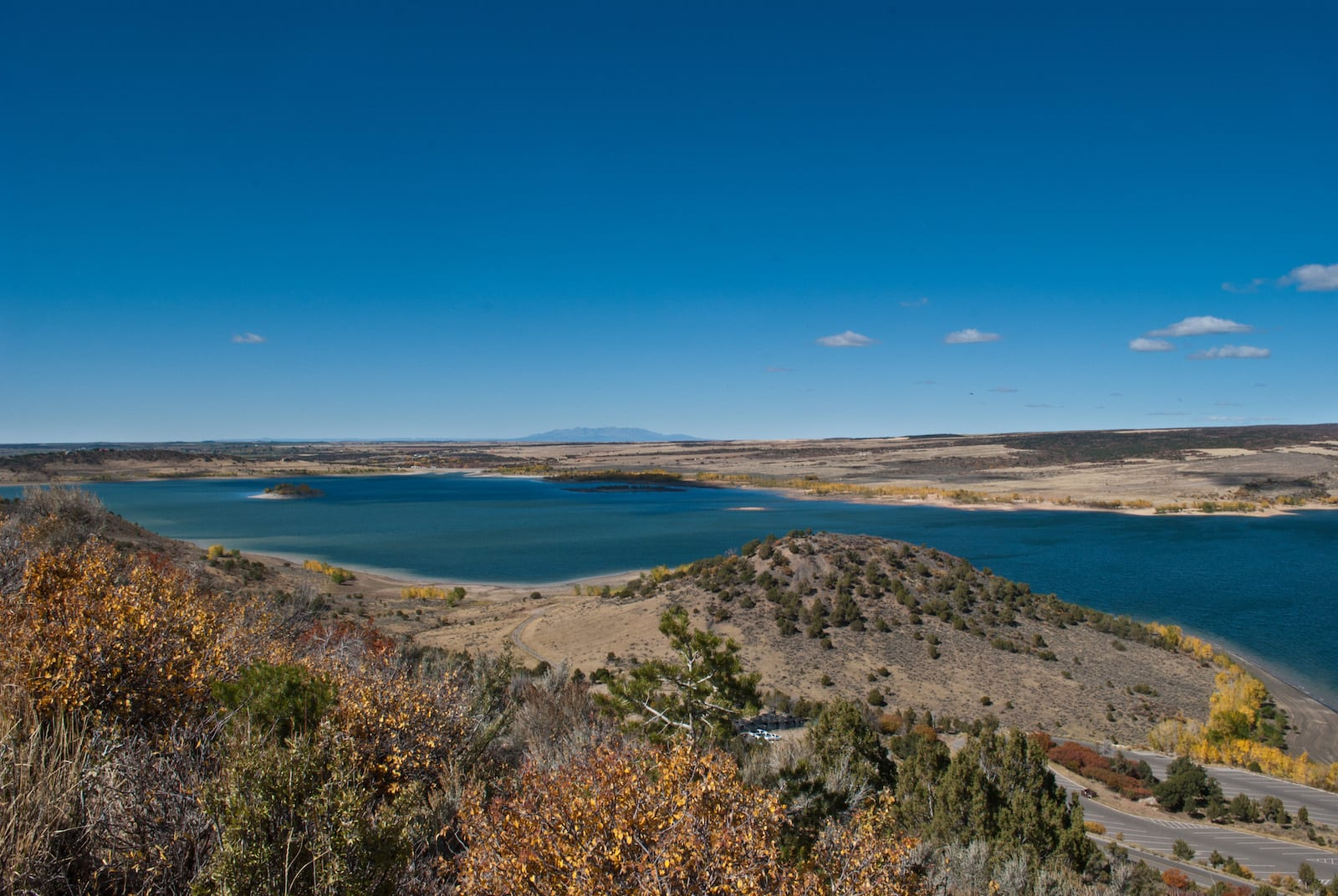 McPhee Reservoir Dolores CO