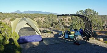 Hovenweep National Monument Campground Utah