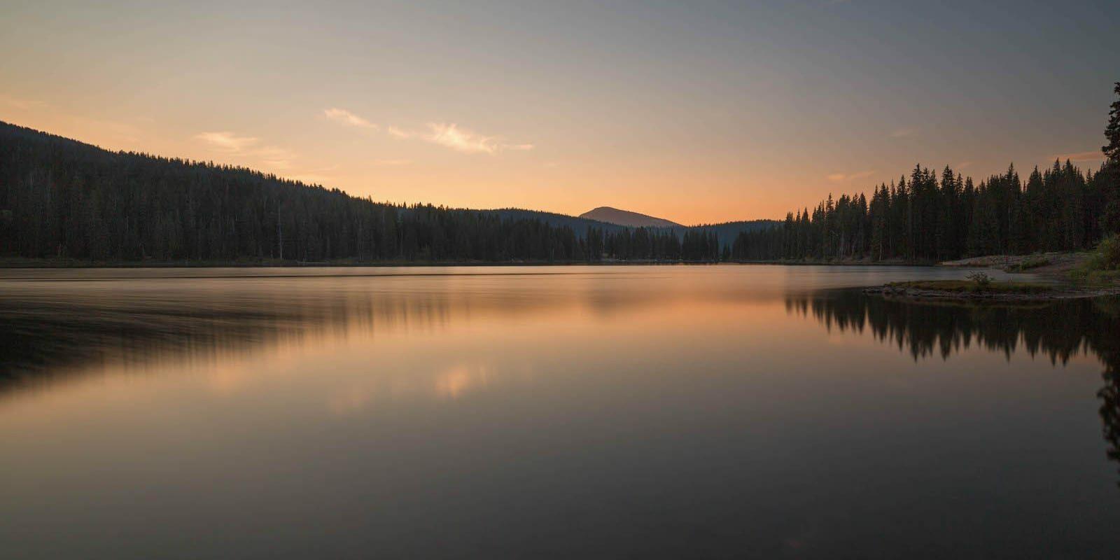 Camping near Crested Butte Lake Irwin Sunrise Kebler Pass
