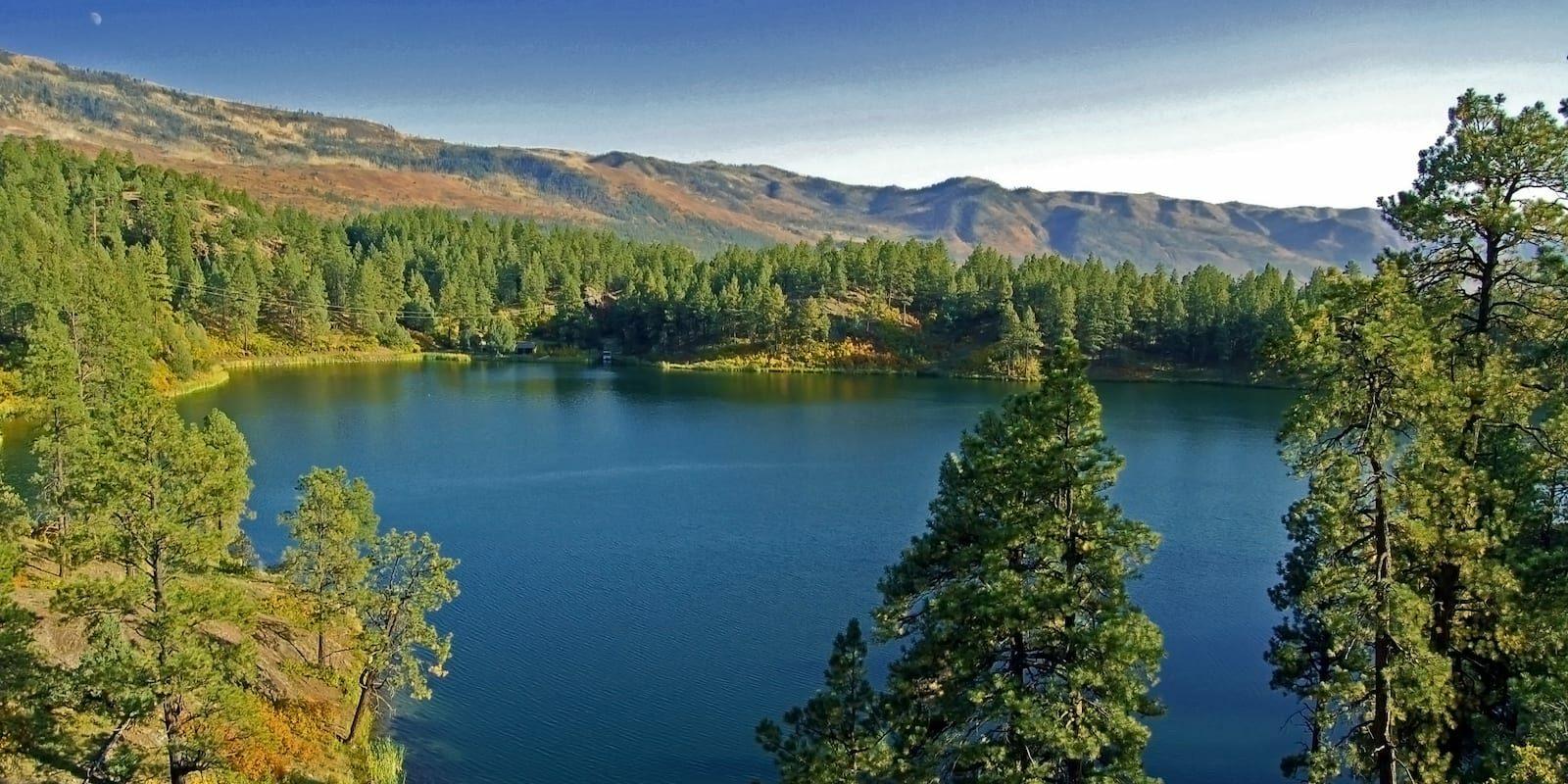 Camping near Durango Colorado Lake