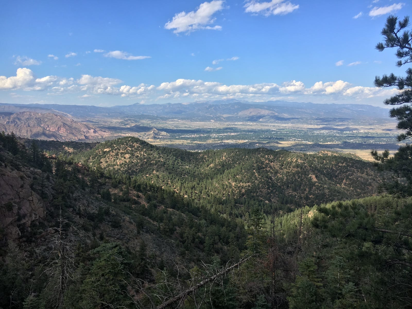 Tanner Trail San Isabel National Forest Canon City CO