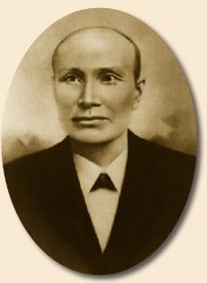 Chin Lin Sou Portrait Headshot