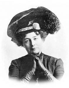 Colorado Historical Figure Emily Griffith Portrait