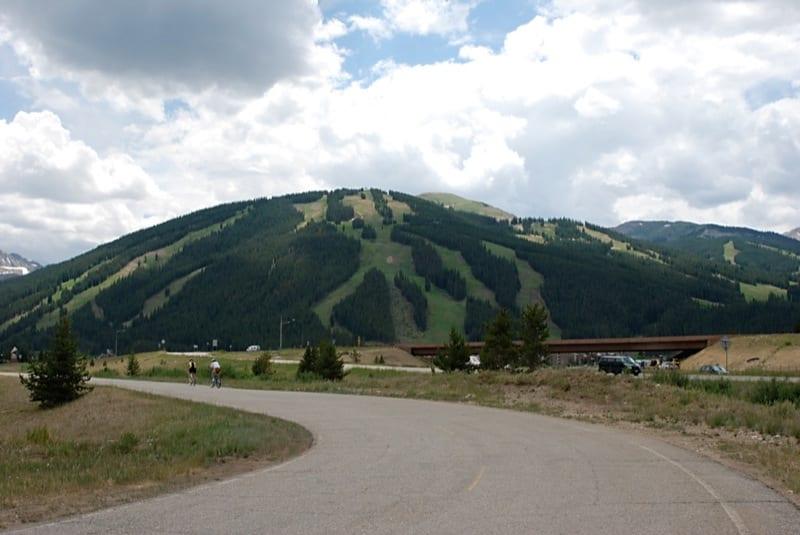 Copper Mountain Ski Resort Summer Trails