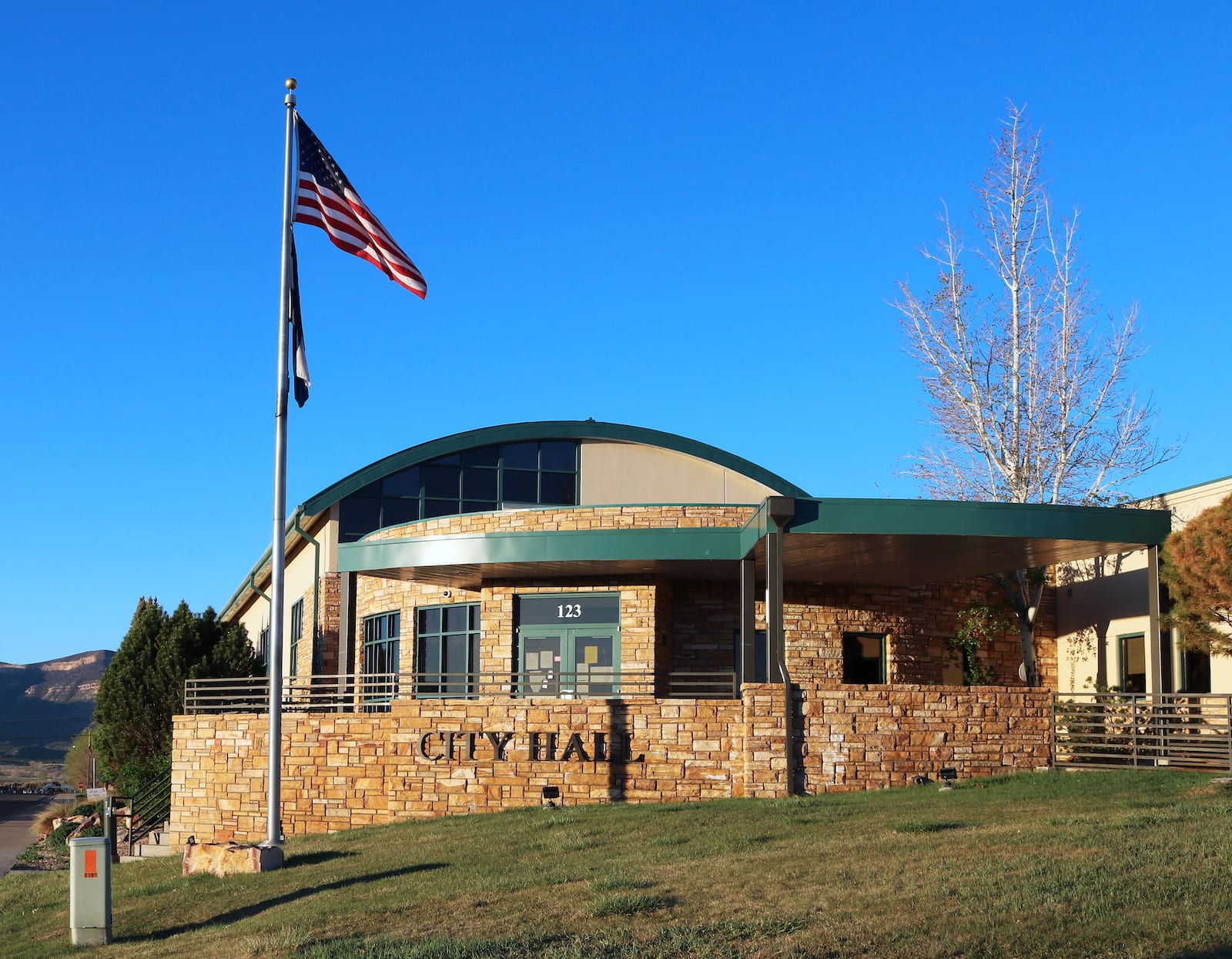 Cortez CO City Hall