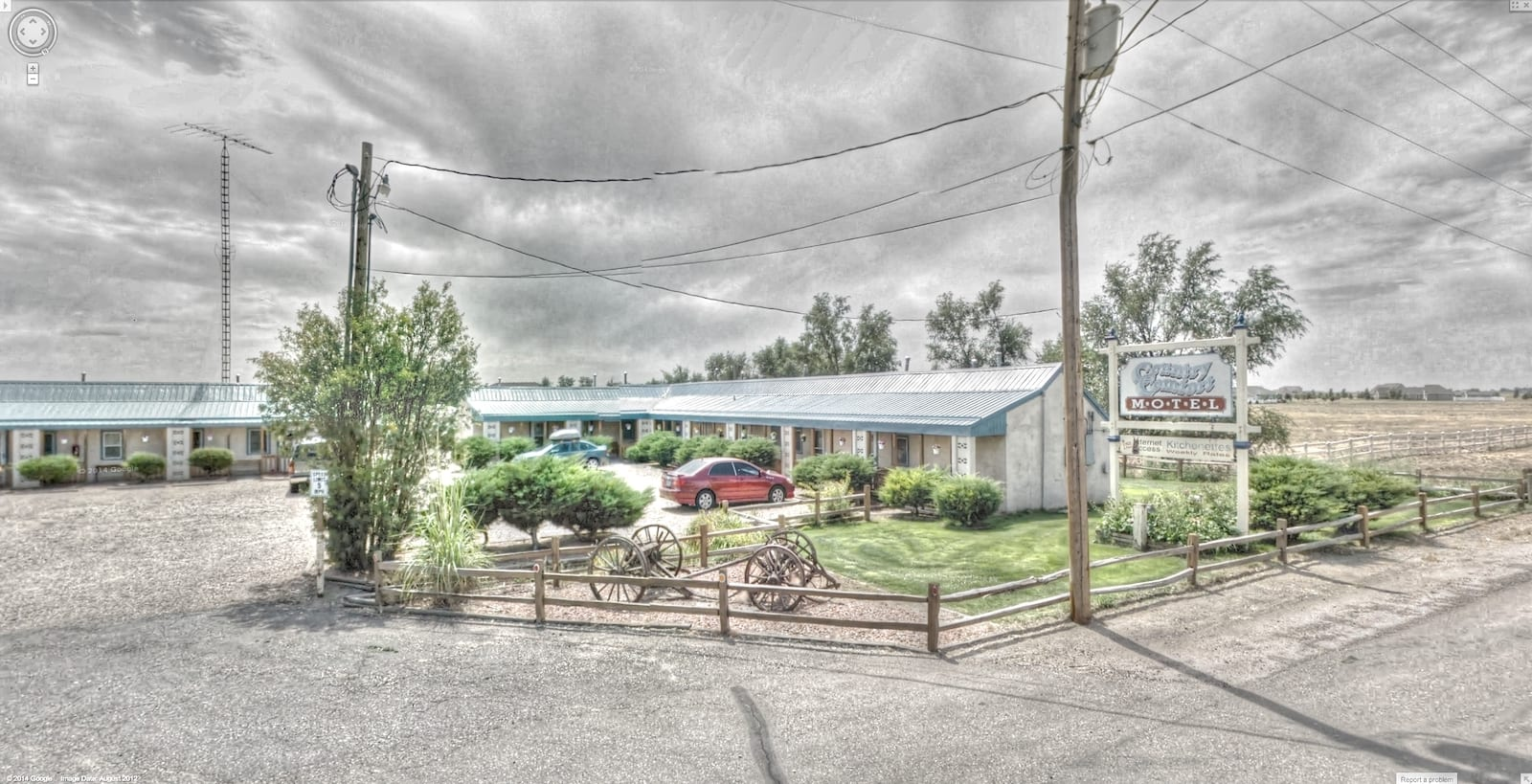 Country Comfort Motel and RV Park Fort Morgan CO