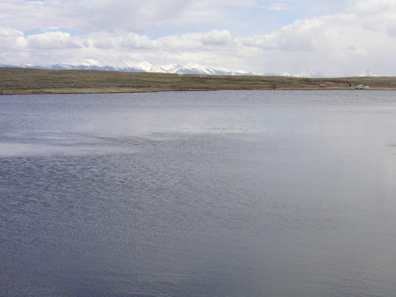 Cowdrey Reservoir Cowdrey Colorado