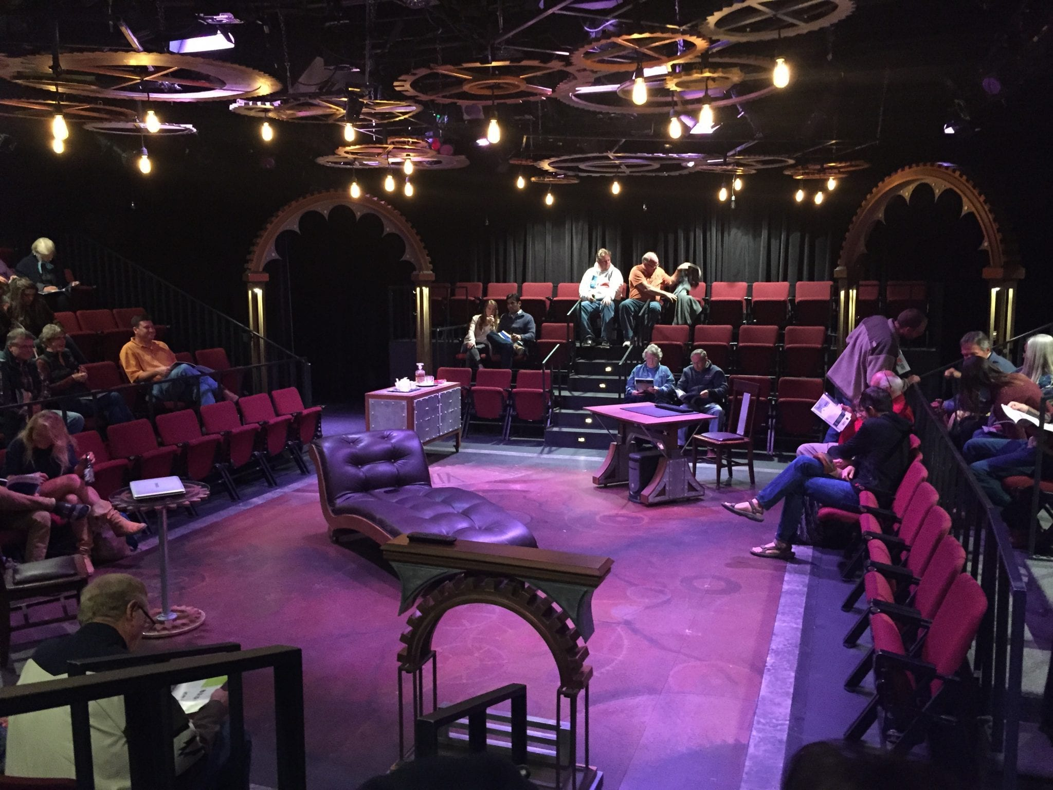 Creede Repertory Theatre Off-Broadway Show