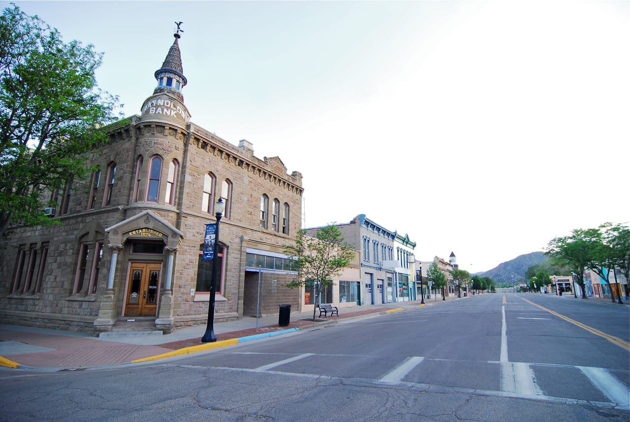 Downtown Cañon City CO
