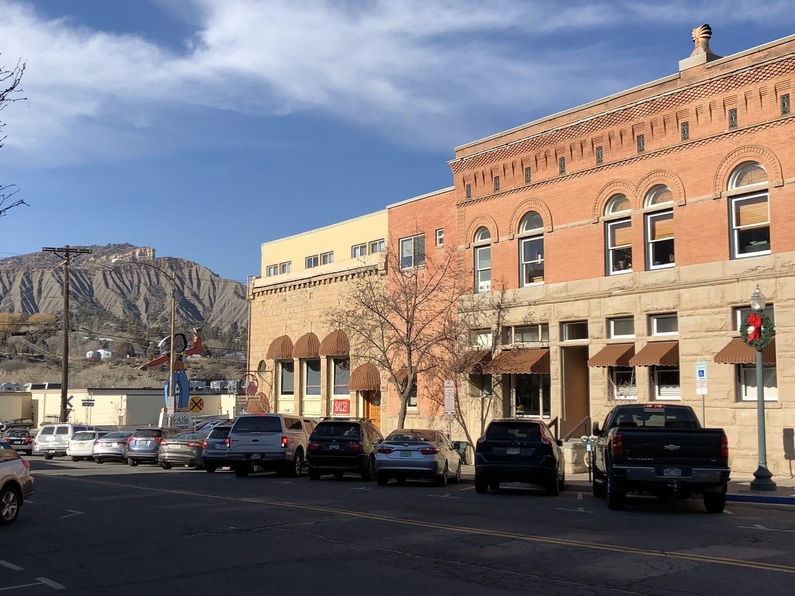 Downtown Durango CO