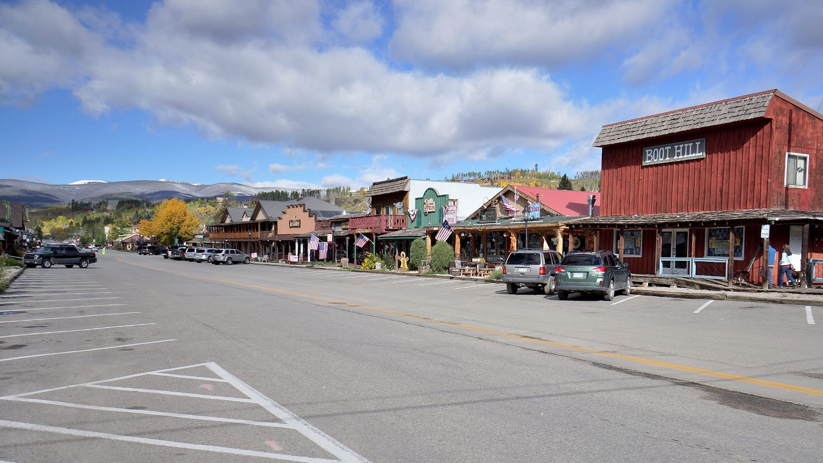 Downtown Grand Lake CO Stores