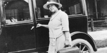 Doctor Justina Ford Circa 1920s