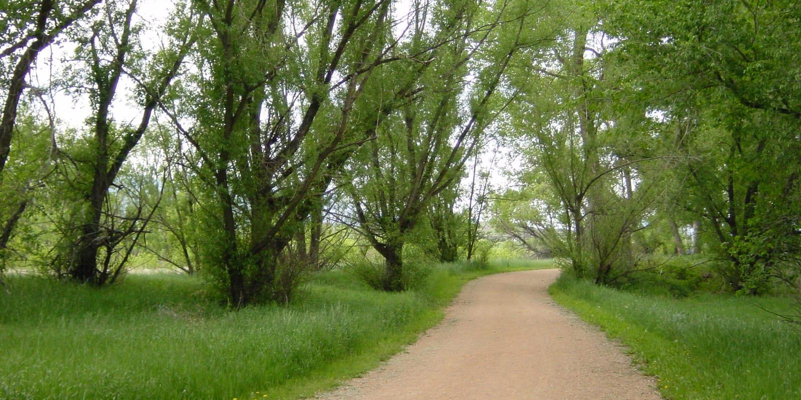 Fountain Creek Regional Park Trail