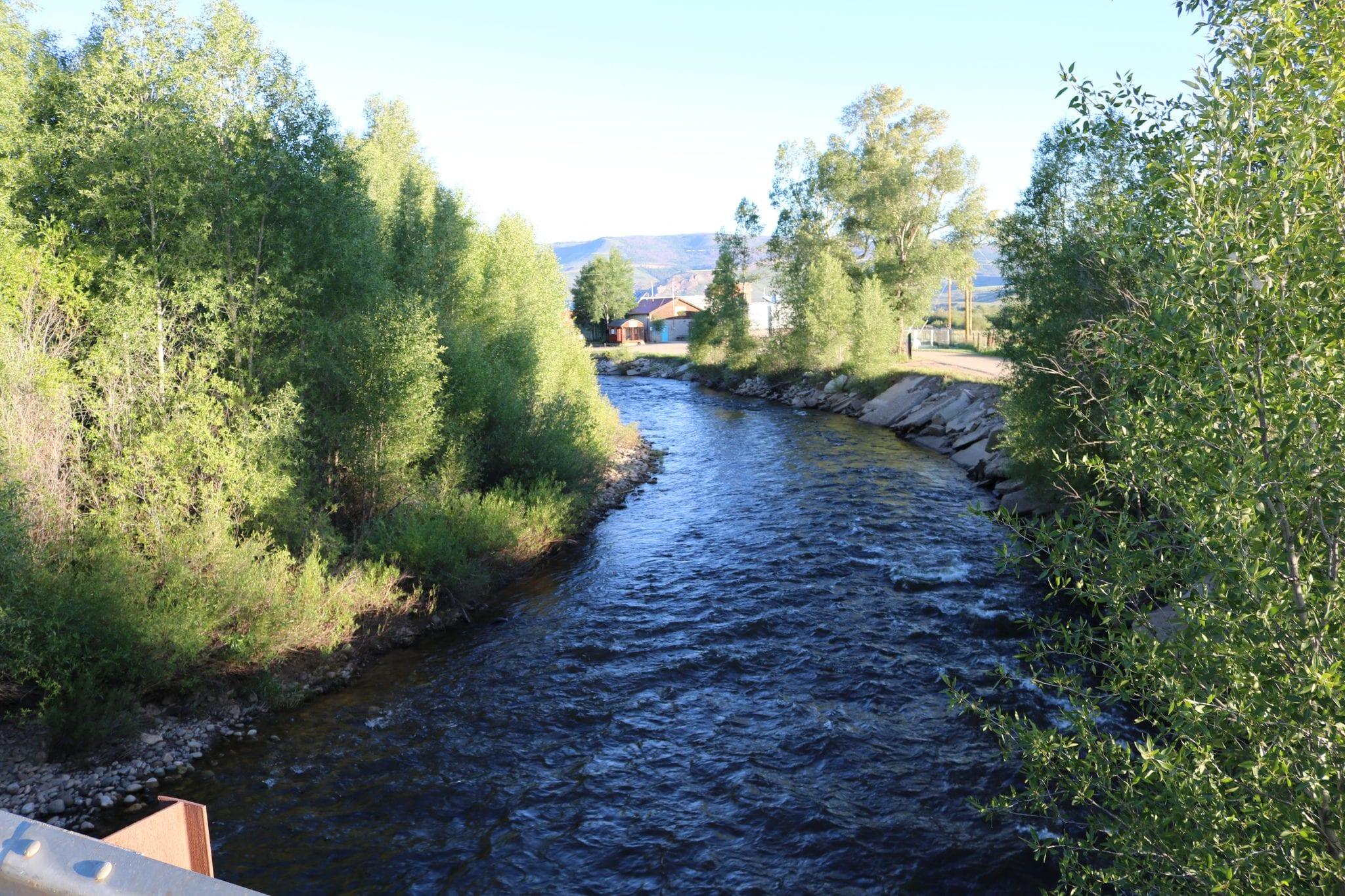 Fraser River near Granby CO