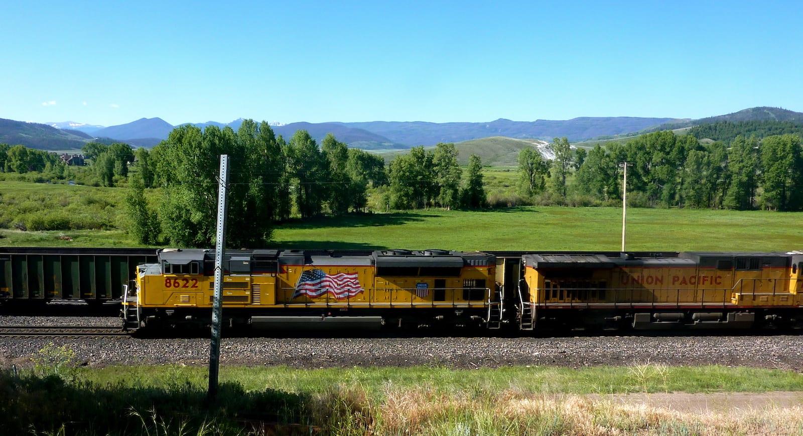 Granby Colorado Union Pacific Railroad
