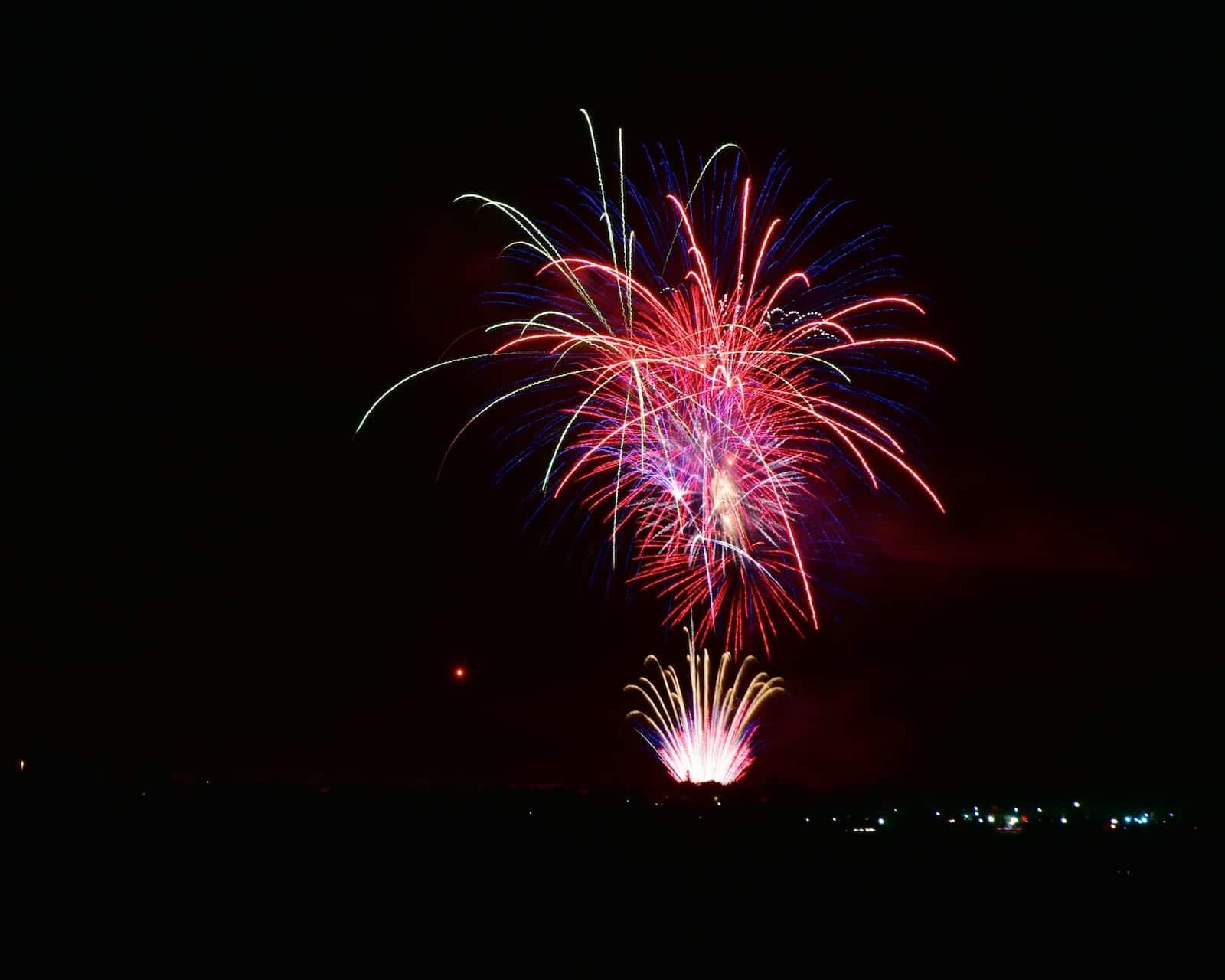 Gunnison CO Fourth of July Fireworks