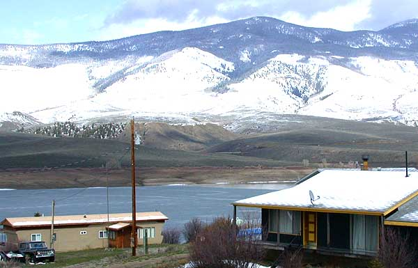 Heeney Colorado Homes Green Mountain Reservoir