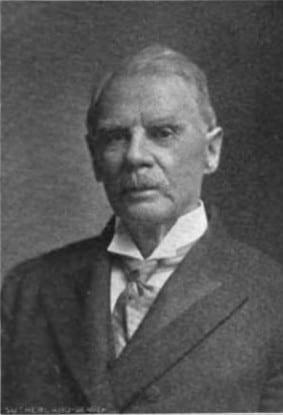 Henry C. Brown Headshot